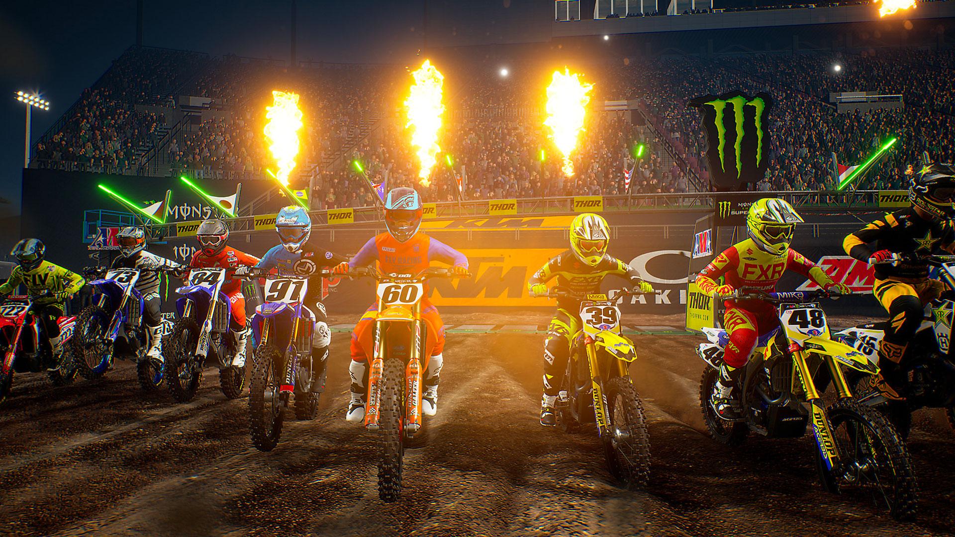 monster energy supercross download